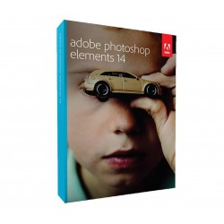 Adobe Photoshop Elements 14 PC/Mac Software (Brand New & Sealed)