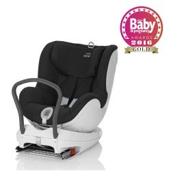 Britax Romer Dualfix Group 0 1 Car Seat in Cosmos Black