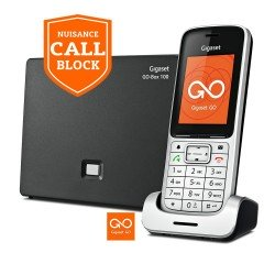 Siemens Gigaset SL450 A GO Colour Screen, VoIP, Answerphone, Bluetooth
