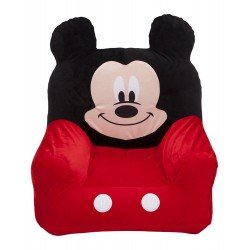 Disney Junior - Mickey Mouse Clubhouse Inflatable Chair With Velour Cover
