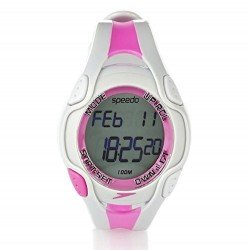 Speedo AquaCoach Swimming Activity Training Watch - 100m Waterproof