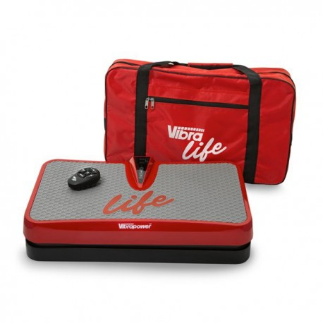 VibraPower VIBRA LIFE With Shoulder Bag and Portable Remote Control