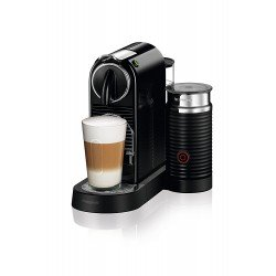 Nespresso CitiZ and Milk Coffee Machine M195 , Black by Magimix