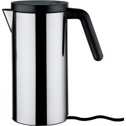 Alessi Hot It Electric Kettle (WA09/UK) 1.4L, Black