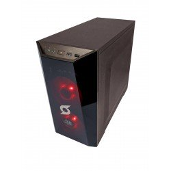 Zoostorm Stormforce Onyx AMD A10 Processor, 8Gb RAM, 2Tb HDD, Gaming PC