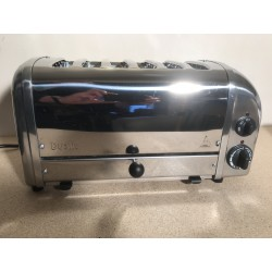 Dualit Classic 6 Slice Commercial Toaster - RRP 228