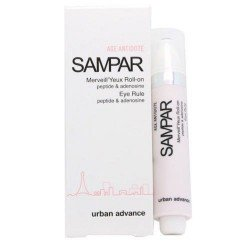SAMPAR Age Antidote Roll-on Eye Rule - Peptide + Adenosine 10ml - RRP £49