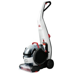 Bissell Lift-Off Carpet Cleaner with HeatWave Technology, 2.5 L, 1500 W - White/Red