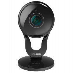 D-Link DCS-2530L Wide Eye Full HD 180 Degree Panoramic Camera, Black