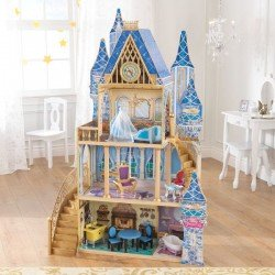 KidKraft Disney Princess Cinderella Royal Dreams Dollhouse - Brand New Ready Built