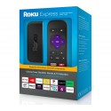 ROKU Express Smart Streaming Player, Remote, Works With Google Assist
