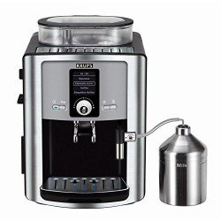 Krups EA8050 Bean To Cup Espresso/Cappuccino Coffee Machine, 1450 W