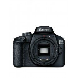 Canon EOS 4000D 18MP Digital SLR Camera - Body Only
