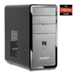 Zoostorm Desktop PC AMD A8-5500 Radeon HD Graphics, 1TB 8GB RAM Win 10, Keyboard, Mouse