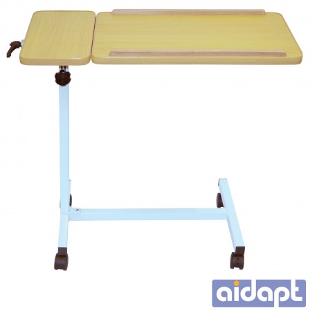 Aidapt Deluxe Multi Purpose Overbed Wheeled Table