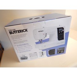 Butterick EB6100 Electric Sewing Machine - Not Working, Parts Missing