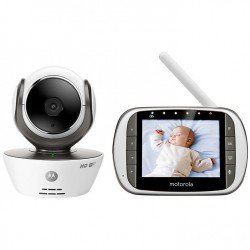 Motorola MBP853 Connect Pan Tilt HD Wireless Video Baby Monitor - Grade C