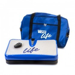VibraPower VIBRA LIFE Blue With Shoulder Bag - NO Remote Control
