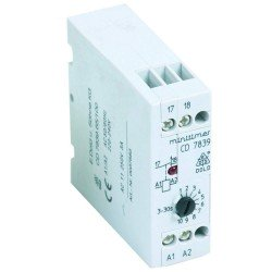 Hobart 228180-1 Time Delay Relay(3-30Sec)