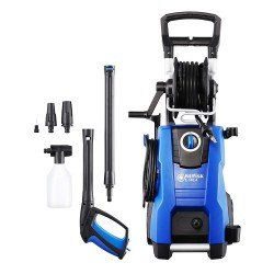 Nilfisk D-PG 145.4 bar Pressure Washer With PowerGrip Control, 2100W, 500 l/h