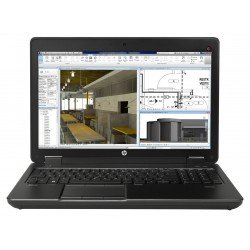 HP zBook 15 G2 256SSD + 1TB HDD, 16GB RAM