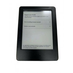 "Amazon Kindle 6"" Glare-Free Touchscreen, Wi-Fi, 4GB, 7th Gen, WP63GW"
