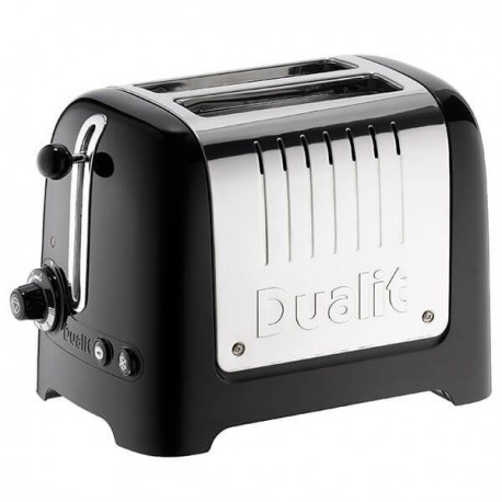 Dualit DA6202 4-Slot High Gloss Lite Toaster - Cream