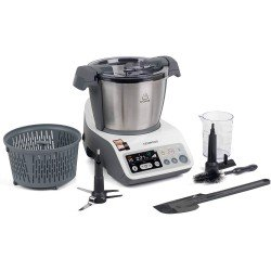 Kenwood kCook Cooking Food Processor White & Grey CCC200WH