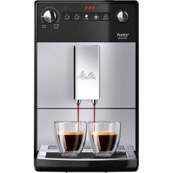 Melitta, Purista Series 300 Automatic Espresso Machine, F230-101, Silver/Black