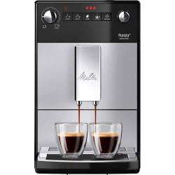 Melitta, Purista Automatic Espresso Machine, F230-101, Silver/Black