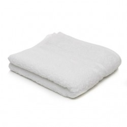 Hotel Quality White 100% Cotton Bath Towel 140cm x 70cm