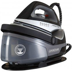 Tower CeraGlide Steam Generator Iron, 2700 W, Black