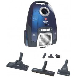 Hoover Telios Extra Pets Bagged Cylinder Vacuum Cleaner, TX50PET