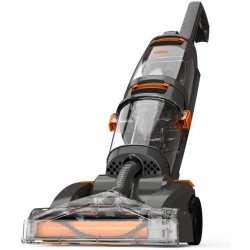 VAX W86-DP-B Dual Power Carpet Cleaner - Grey and Orange
