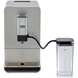 Beko Bean To Cup Coffee Machine with Milk Frother CEG5331X Stainless Steel
