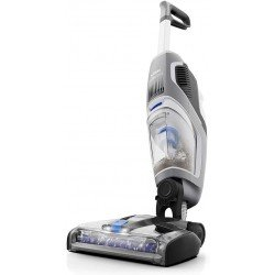 Vax ONEPWR Glide Cordless Vacuum Cleaner, Graphite/Blue