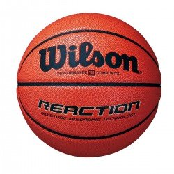 Wilson Reaction Indoor/Outdoor Performance Composite Basketball