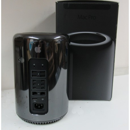 Apple Mac Pro Quad-Core Xeon E5 3.7GHz 12GB 256GB Dual FirePro D300 2GB Desktop
