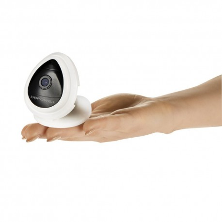 DBPOWER 700Gb Cloud IP Camera Wi-Fi & Motion Detect Home Security, Baby Monitor