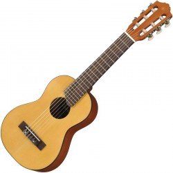 YAMAHA GL1 GUITALELE 1/4 SIZE GUITAR/UKULELE WITH GIG BAG - NATURAL
