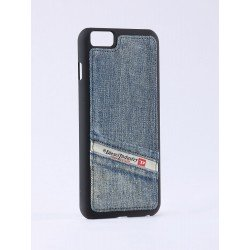 Diesel Pluton Denim Snap Case iPhone 6/6S Black/Indigo RRP £24.99