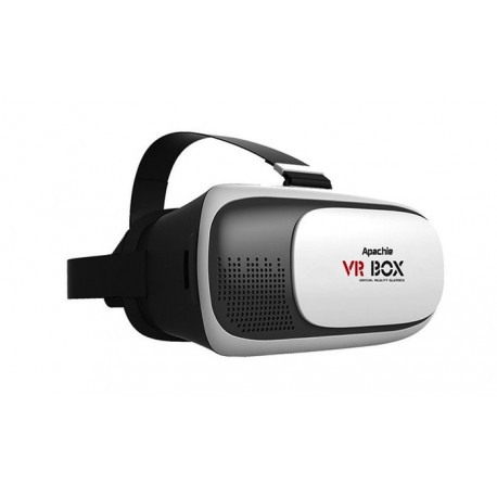 Apachie 3D Virtual Reality Headset With Bluetooth
