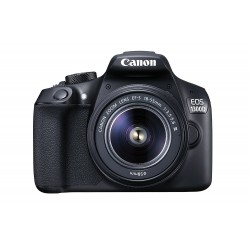 Canon EOS 1300D SLR Camera Kit EF-S 18-55mm IS II Lens 8GB SD Card & Carry Case