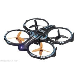 Zennox 2.4GHz 6 Axis Quadcopter Drone 100m Flight Range