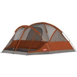 Coleman Evanston Screened 4 Person Family Tent - Easy Pitch - Sunburst