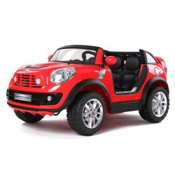 Mini Cooper Beachcomber XL 12v 2 Seat Ride-On Car - Parental Remote Control - Age 3+