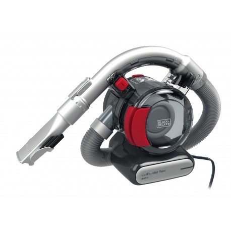 BLACK+ DECKER PD1200AV-XJ FLEXI AUTO DUSTBUSTER, 12 V