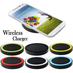 Wireless Charging Pad - Samsung etc. (Some Models May Need Receiver)