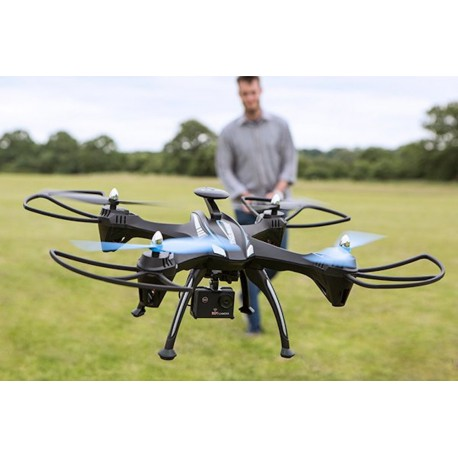 Trojan Extreme Drone Pro Edition with HD Camera and 2 Batteries