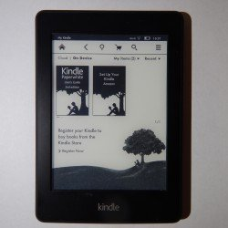 Kindle Paperwhite (DP75SDI) 7th Gen. E-Ink 300ppi Backlit Touchscreen WiFi 4GB